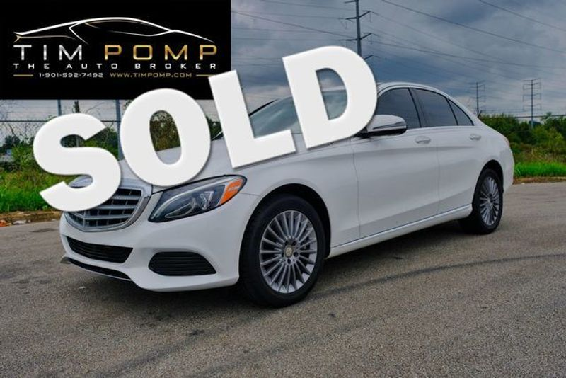 2016 Mercedes-Benz C 300 Sport | Memphis, Tennessee | Tim Pomp - The Auto Broker in Memphis Tennessee