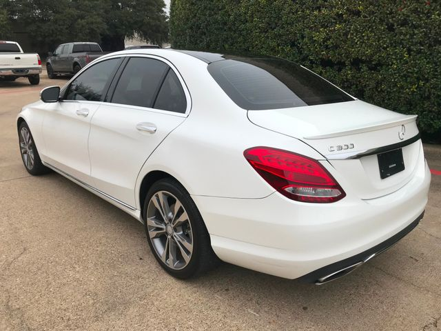 2016 Mercedes-Benz C 300 Sport**Navigation**Pano Roof in Plano, Texas 75074