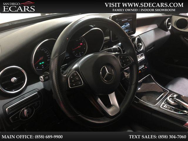 2016 Mercedes-Benz C 300 in San Diego, CA 92126