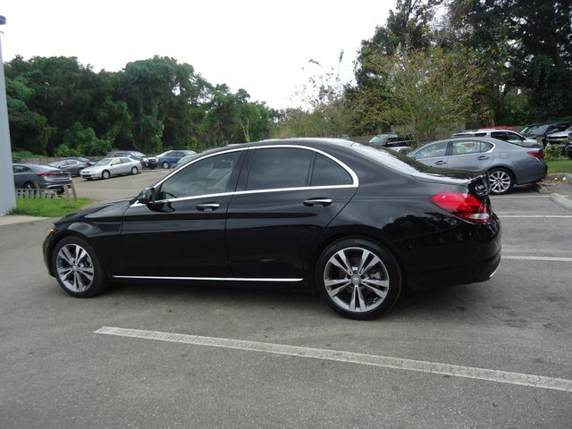 2016 Mercedes-Benz C 300 PANORAMIC. NAVIGATION SEFFNER, Florida 11