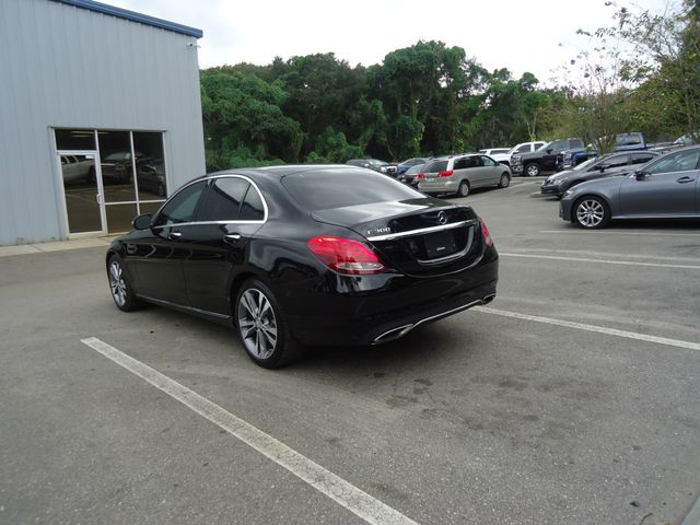2016 Mercedes-Benz C 300 PANORAMIC. NAVIGATION SEFFNER, Florida 12