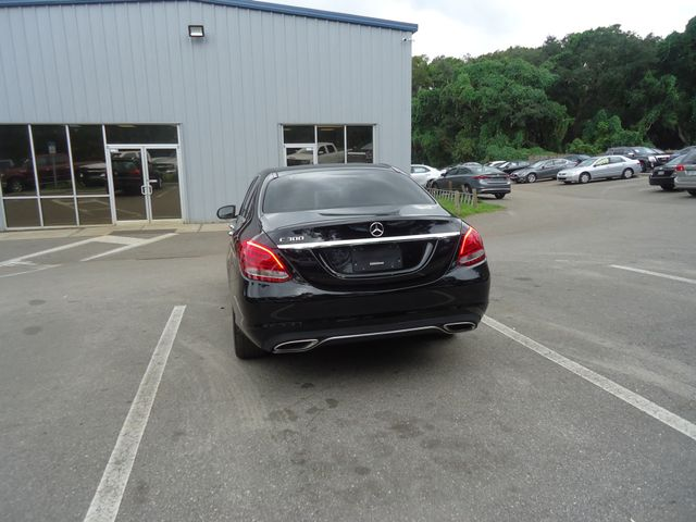 2016 Mercedes-Benz C 300 PANORAMIC. NAVIGATION SEFFNER, Florida 13
