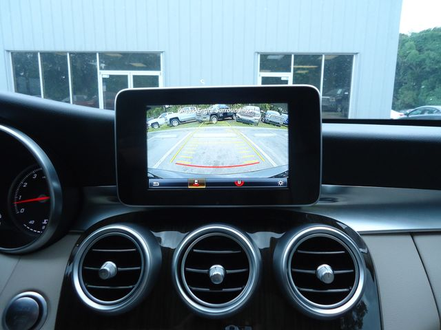 2016 Mercedes-Benz C 300 PANORAMIC. NAVIGATION SEFFNER, Florida 2