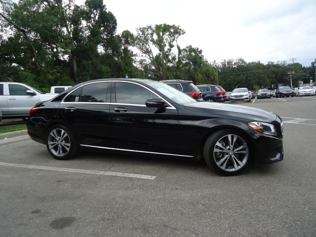 2016 Mercedes-Benz C 300 PANORAMIC. NAVIGATION SEFFNER, Florida 8
