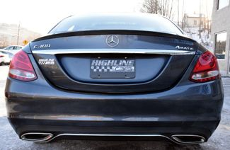 2016 Mercedes-Benz C 300 Sport Waterbury, Connecticut 6