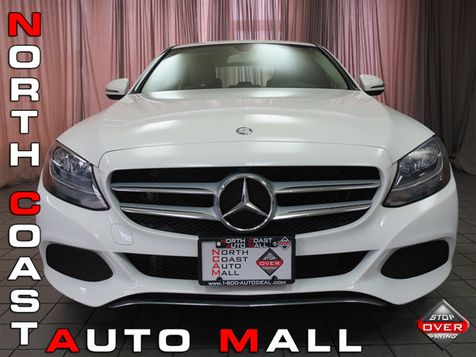 2016 Mercedes-Benz C-Class 4dr Sedan C 300 4MATIC in Akron, OH
