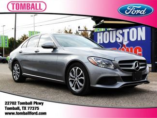 2016 Mercedes-Benz C-Class in Tomball, TX 77375