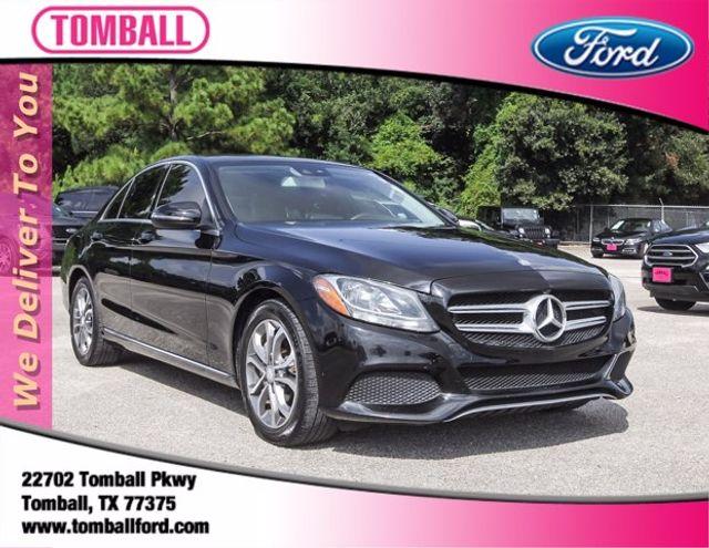 2016 Mercedes-Benz C-Class in Tomball, TX 77375