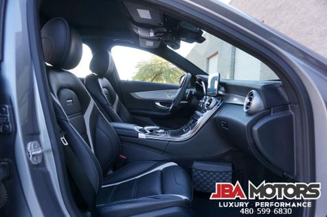 2016 Mercedes-Benz C63 C63 S AMG C63S S Model HIGHLY OPTIONED MUST SEE!! | MESA, AZ | JBA MOTORS in MESA, AZ