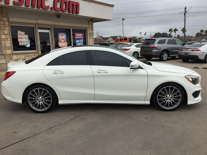 2016 Mercedes-Benz CLA 250 Sport Plus Package  Brownsville TX  English Motors  in Brownsville, TX