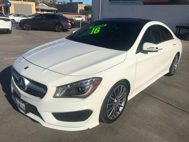 2016 Mercedes-Benz CLA 250 in Calexico, CA 92231