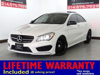 2016 Mercedes-Benz CLA 250 CLA250, LEATHER SEATS, SUNROOF, HEATED FRONT SEATS in Carrollton, TX 75006