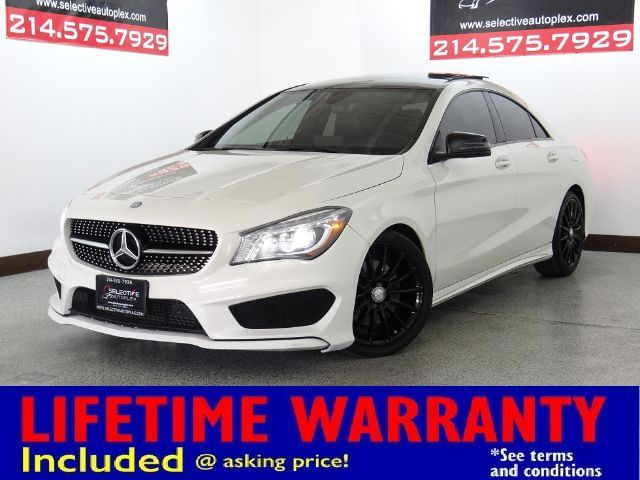 2016 Mercedes-Benz CLA 250 CLA250, LEATHER SEATS, SUNROOF, HEATED FRONT SEATS