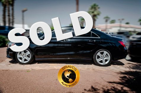2016 Mercedes-Benz CLA 250 turbo 2.0 in cathedral city