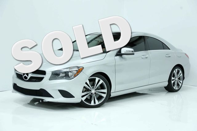 2016 Mercedes-Benz CLA 250 Houston, Texas