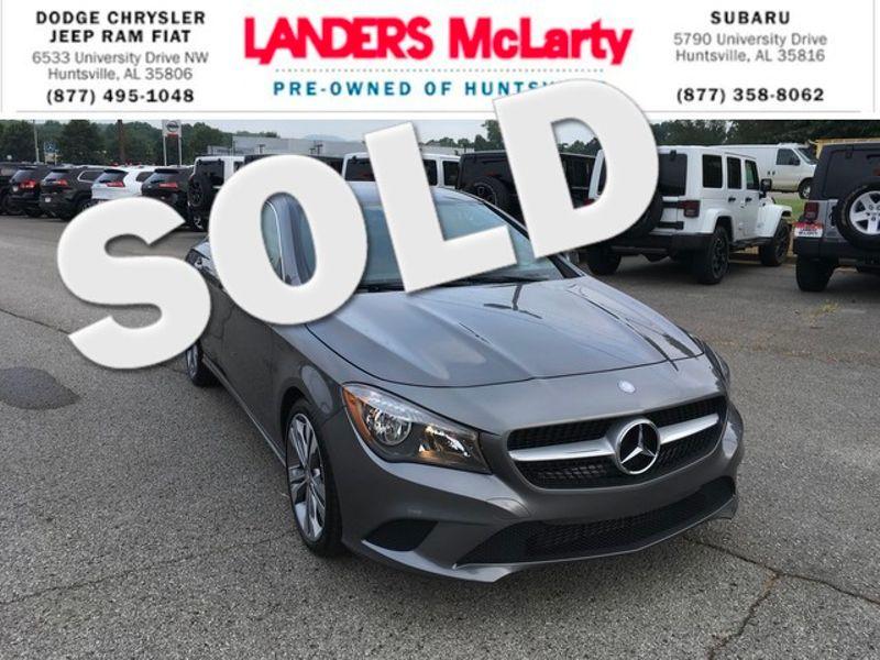 2016 Mercedes Benz CLA 250 CLA 250 | Huntsville, Alabama | Landers Mclarty  DCJ