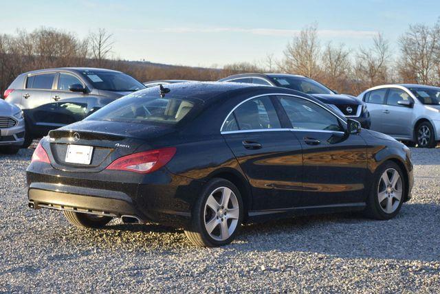 2016 Mercedes-Benz CLA 250 4Matic Naugatuck, Connecticut 4