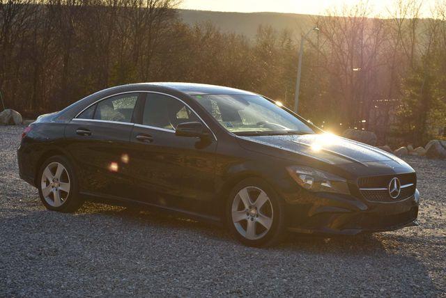 2016 Mercedes-Benz CLA 250 4Matic Naugatuck, Connecticut 6