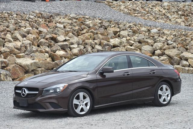 2016 Mercedes-Benz CLA 250 4Matic