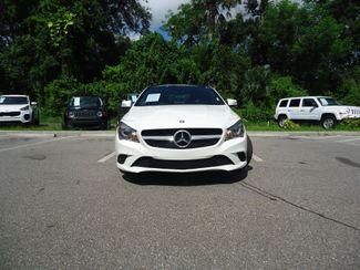 2016 Mercedes-Benz CLA 250 PANORAMIC. NAVIGATION SEFFNER, Florida 10