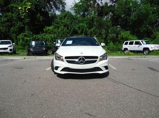2016 Mercedes-Benz CLA 250 PANORAMIC. NAVIGATION SEFFNER, Florida 7