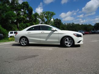 2016 Mercedes-Benz CLA 250 PANORAMIC. NAVIGATION SEFFNER, Florida 8