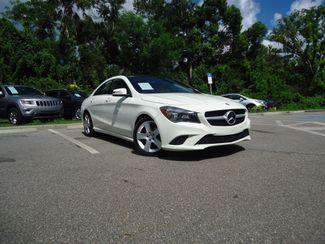 2016 Mercedes-Benz CLA 250 PANORAMIC. NAVIGATION SEFFNER, Florida 9