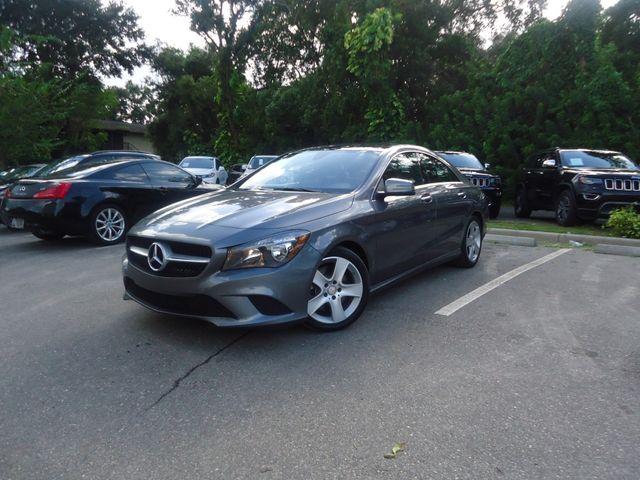 2016 Mercedes-Benz CLA 250 PREM PKG. PANORAMA. NAVI. PREM SOUND SEFFNER, Florida