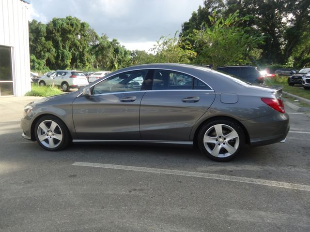 2016 Mercedes-Benz CLA 250 PREM PKG. PANORAMA. NAVI. PREM SOUND SEFFNER, Florida 10