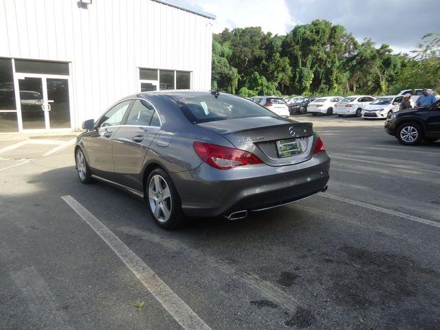 2016 Mercedes-Benz CLA 250 PREM PKG. PANORAMA. NAVI. PREM SOUND SEFFNER, Florida 11