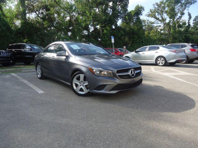 2016 Mercedes-Benz CLA 250 PREM PKG. PANORAMA. NAVI. PREM SOUND SEFFNER, Florida 8