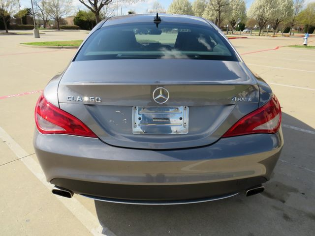 2016 Mercedes-Benz CLA CLA 250 4MATIC in McKinney, Texas 75070