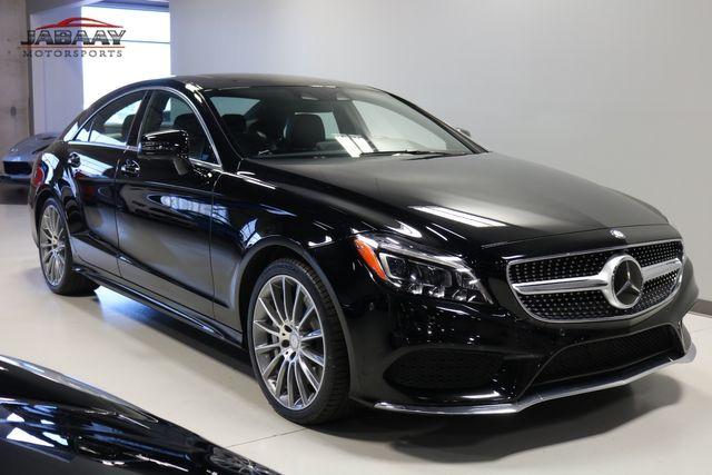 2016 Mercedes-Benz CLS 550 Merrillville, Indiana 6
