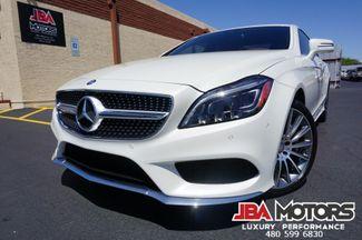 2016 Mercedes-Benz CLS550 CLS Class 550 Sedan AMG Sport P2 Pkg Blind Spot    MESA, AZ   JBA MOTORS in Mesa AZ