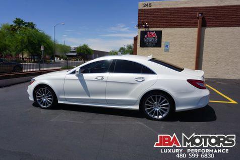 2016 Mercedes-Benz CLS550 CLS Class 550 Sedan AMG Sport P2 Pkg Blind Spot  | MESA, AZ | JBA MOTORS in MESA, AZ