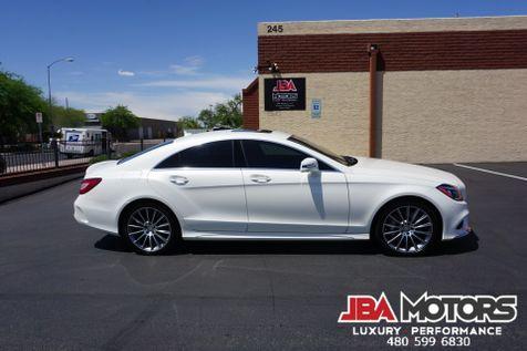 2016 Mercedes-Benz CLS550 CLS Class 550 Sedan AMG Sport P2 Pkg Blind Spot    MESA, AZ   JBA MOTORS in MESA, AZ