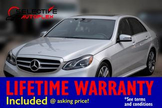 2016 Mercedes-Benz E 350 Sport Navigation Heated Seats Sunroof in Addison, TX 75001