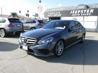 2016 Mercedes-Benz E 350 Sport in Costa Mesa, California 92627