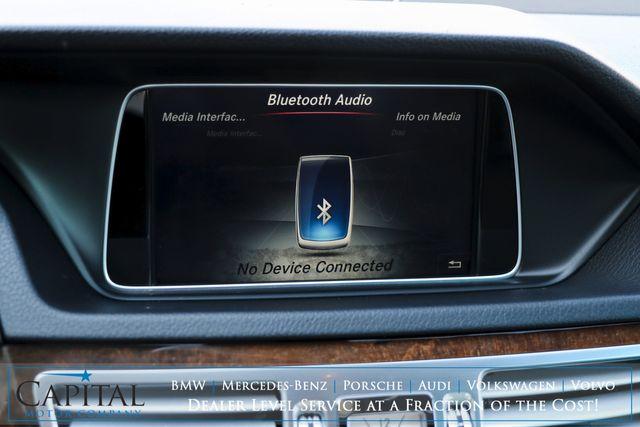 2016 Mercedes-Benz E350 Sport 4MATIC AWD Luxury Car w/Nav, Backup Cam, Heated Seats and H/K Premium Audio Pkg in Eau Claire, Wisconsin 54703