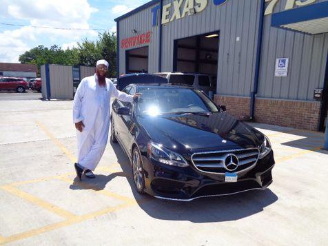 2016 Mercedes-Benz E 350 Luxury in Houston