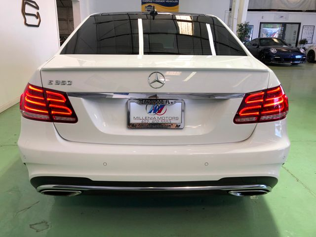 2016 Mercedes-Benz E 350 Sport Longwood, FL 9