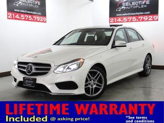 2016 Mercedes-Benz E 400 E400 Luxury 4MATIC Sedan, NAV, PANO ROOF, LEATHER SEATS in Carrollton, TX 75006