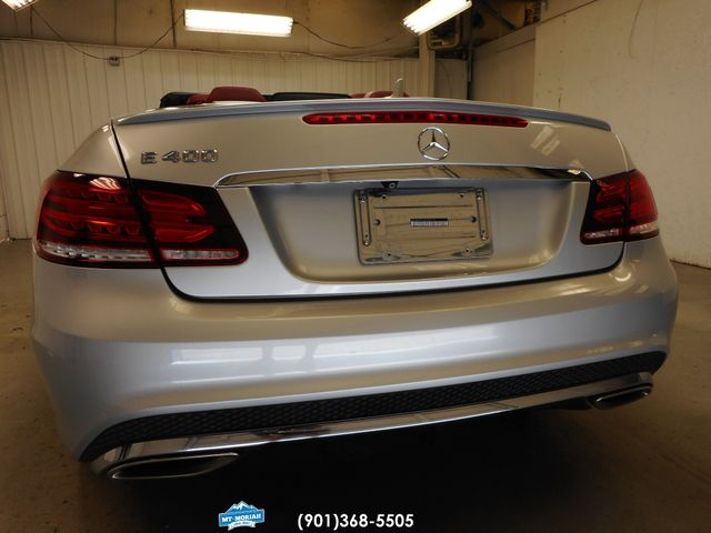 2016 Mercedes-Benz E 400 Convertible in Memphis, Tennessee 38115