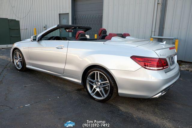 2016 Mercedes-Benz E 400 Convertible in Memphis, Tennessee 38115