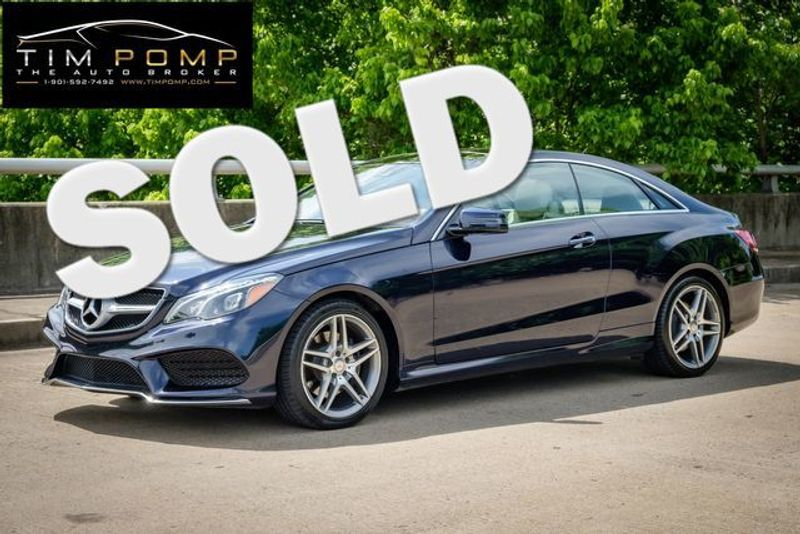 2016 Mercedes-Benz E 400 AMG WHEELS | Memphis, Tennessee | Tim Pomp - The Auto Broker in Memphis Tennessee