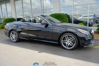 2016 Mercedes-Benz E 550 SPORT PKG CONVERTIBLE in Memphis, Tennessee 38115