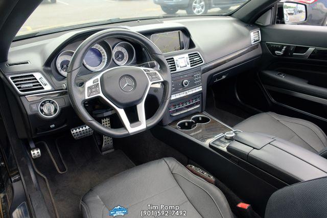 2016 Mercedes-Benz E 550 SPORT PKG CONVERTIBLE in Memphis, Tennessee 38115