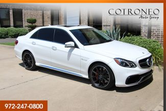 2016 Mercedes-Benz E 63 S-Model AMG Sedan in Addison TX, 75001