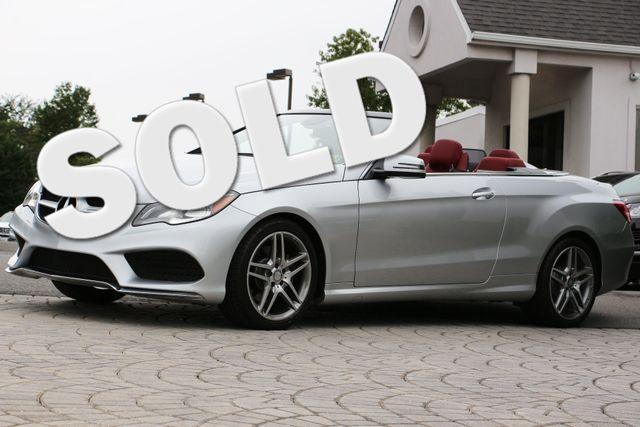 2016 Mercedes-Benz E-Class E400 Cabriolet Sport PKG in Alexandria VA