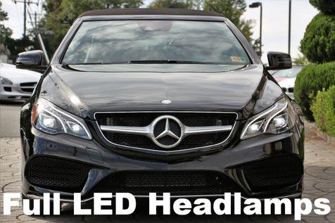 2016 Mercedes-Benz E-Class E550 Cabriolet Sport PKG in Alexandria, VA